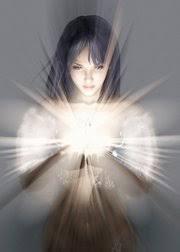 Mujer que ama, mujer de luz.