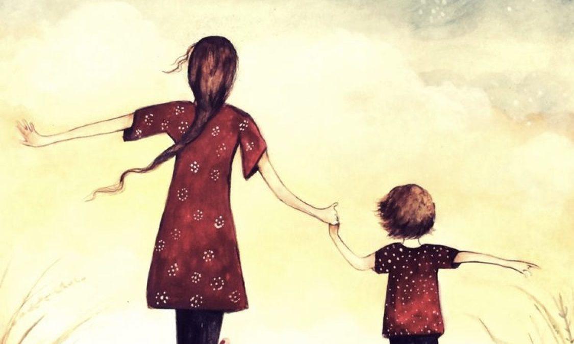 EL PODER de una madre POSITIVA