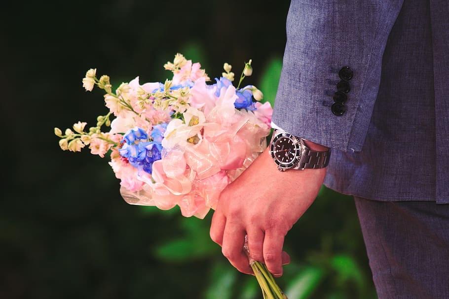 Los hombres también florecen…